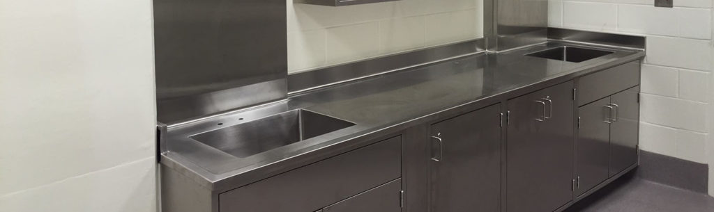 Stainless Steel Countertops (1)